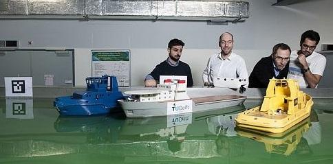 Autonomous Vessel Fleet