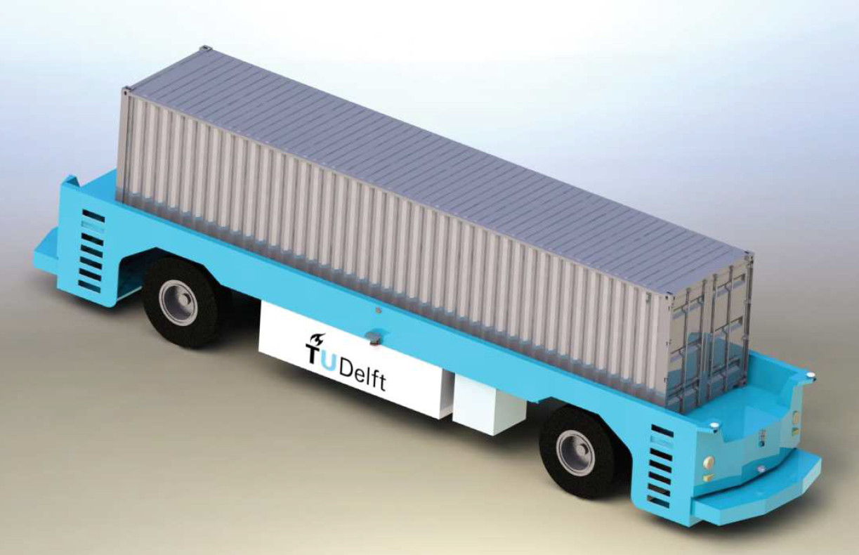TU Delft Electric Autonomous Vehicle