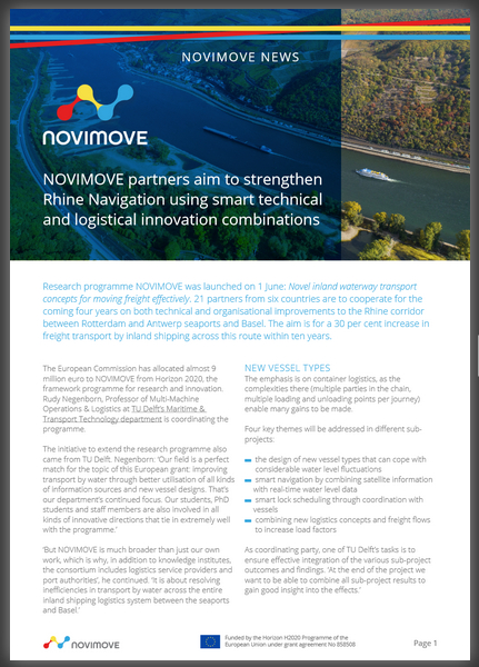 NOVIMOVE News