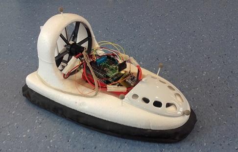 Autonomous Amphibian Transport