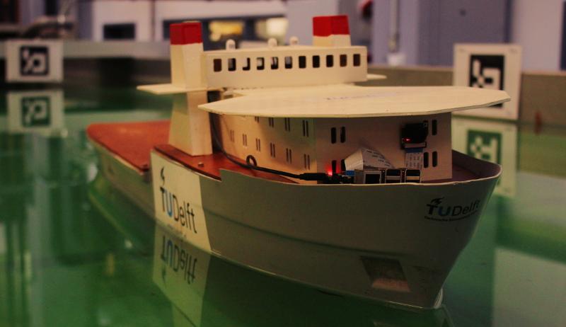 SeaBax-Inside Autonomous Vessel